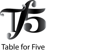 Table for Five logo