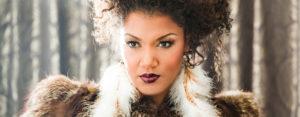 Canadian soprano Measha Brueggergosman