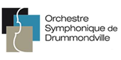 Orchestre symphonique de Drummondville logo