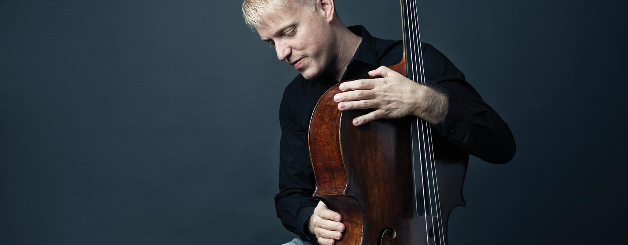 TSO Principal Cello Joe Johnson